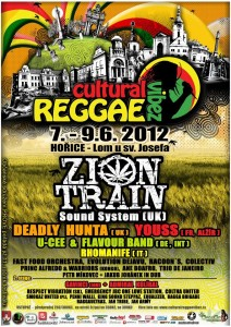 Cultural Reggae Vibez 2012