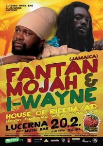 Fantan Mojah & I-Wayne